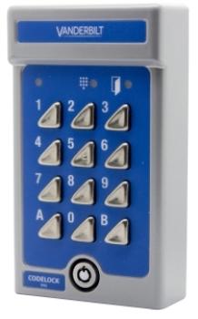 Vanderbilt Kompaktcodeschloss V42